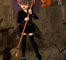 Halloween - The Life of a Witch by Liam Liberty
