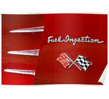 Fuel Injection Poster
