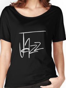 Jazz (reversed) Women's Relaxed Fit T-Shirt