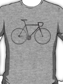 Fixie - Black T-Shirt