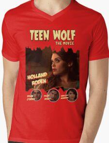 Teen Wolf Old Comic [Lydia] Mens V-Neck T-Shirt