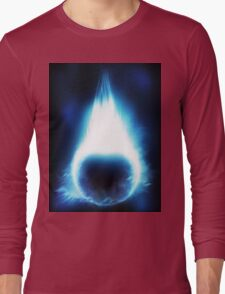 Dark planet Long Sleeve T-Shirt