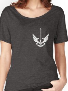 halo 4 UNSC Spartan Armor Women's Relaxed Fit T-Shirt