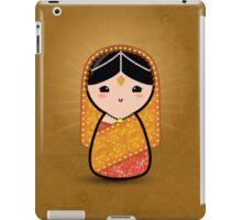 Kokeshi - Hindu Bride iPad Case/Skin