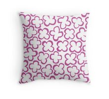 Flowers For Mademoiselle: I Throw Pillow