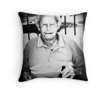 In front of enemy lines - The Digger. Throw Pillow