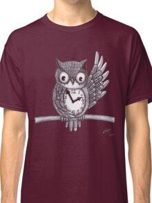 Vintage Owl. Classic T-Shirt