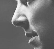Benedict Cumberbatch by Kate Mikhaylenko