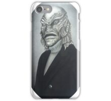 Black Lagoon Yacht Club iPhone Case/Skin