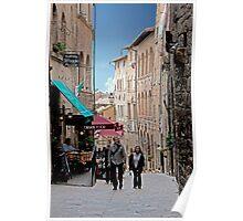 Montepulciano Poster