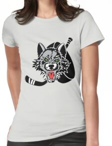 Chicago Wolves Womens Fitted T-Shirt