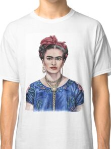 Hommage to Frida Kahlo Classic T-Shirt