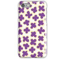 Flowers For Mademoiselle: III iPhone Case/Skin