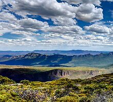 Mt William (Panoramic) by Damian Morphou