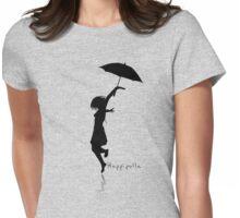 Hoppípolla Womens Fitted T-Shirt
