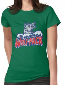 Hartford Wolf Pack Womens Fitted T-Shirt