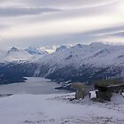 View from Strengen by Algot Kristoffer Peterson