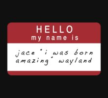 The Mortal Instruments: Jace's Name (Ver 2) by dictionaried