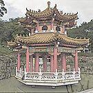 Island Pagoda at Zhinan Temple Station by TonyCrehan