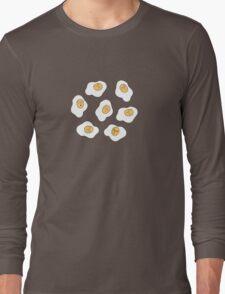One Punch Man Eggspressions Long Sleeve T-Shirt
