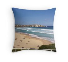 Bondi Beach Throw Pillow