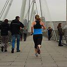 Bridge Run  by rsangsterkelly