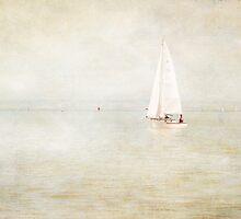 Sailing Milang to Goolwa 2013 by Dana Fatchen