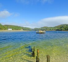 Silver Sands of Morar 2 by Chris Thaxter