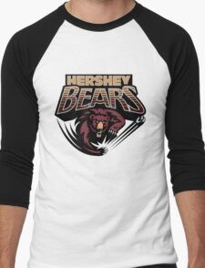 Hershey Bears Men's Baseball ¾ T-Shirt