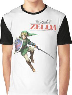 The Legend of Zelda Graphic T-Shirt