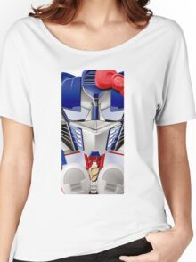 optimus prime cute  Women's Relaxed Fit T-Shirt