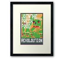 A start to the new world. Framed Print