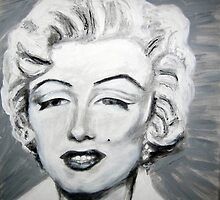 Marilyn by gillsart