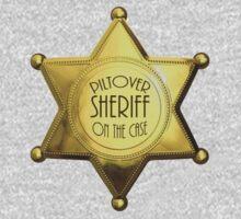 Caitlyn Piltover Sheriff Badge by reversesquats
