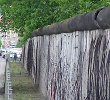 Berlin Wall 2008 by Ren Provo