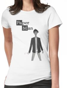 Breaking Bad/Paperman T-Shirt Womens Fitted T-Shirt
