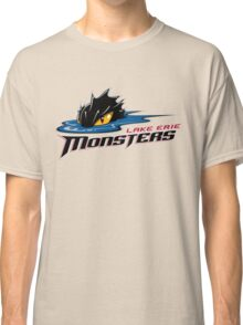 Lake Erie Monsters Classic T-Shirt