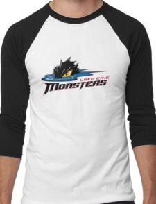 Lake Erie Monsters Men's Baseball ¾ T-Shirt