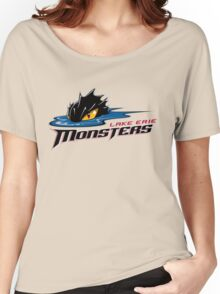 Lake Erie Monsters Women's Relaxed Fit T-Shirt