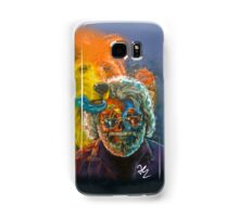 Grateful Dead - Jerry Garcia, psychedelic mushroom steal your face case  Samsung Galaxy Case/Skin