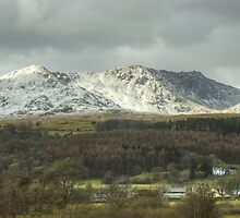 Dow Crag by Jamie  Green