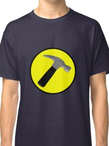 Captain Hammer Logo  Classic T-Shirt