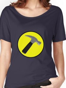 Captain Hammer Logo  Women's Relaxed Fit T-Shirt