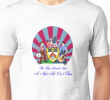 A Neet Art On t'Tarn - The Bar-Steward Sons Unisex T-Shirt