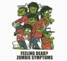 Zombie Symptoms by edlouiearts