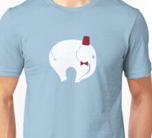 Doctor Who Bow Tie & Fez _starrelephant Unisex T-Shirt
