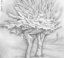 ipad. tree. by terezadelpilar~ art & architecture