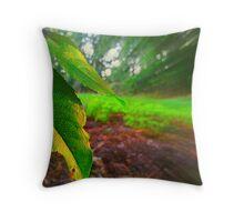Forest. Throw Pillow