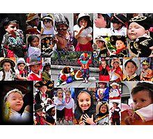 Pase Del Nino 2011 Collage Photographic Print