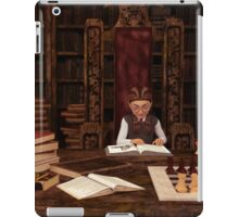 The Bookworm iPad Case/Skin